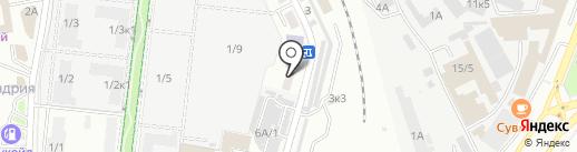 SpeedChip на карте Ставрополя