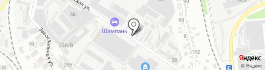 Ресурс Авто на карте Ставрополя