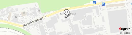 У Димона на карте Ставрополя