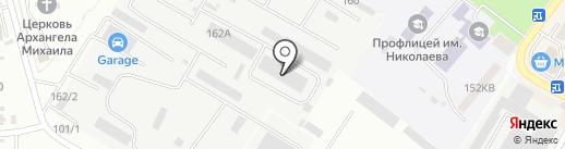 СИА Интернейшнл-Ставрополь на карте Михайловска