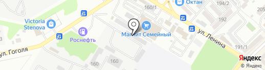 СтройИмпульс на карте Михайловска