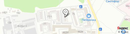 ART CLUB на карте Ставрополя