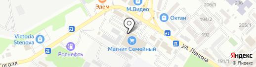 Банкомат, БИНБАНК, ПАО на карте Михайловска