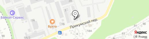 ArtAzimut на карте Ставрополя