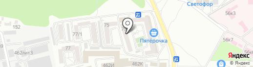 Unreal GYM на карте Ставрополя