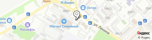 Квадратный метр на карте Михайловска