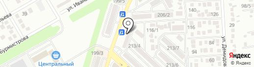 АквамариН на карте Михайловска