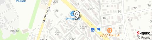 Добрый Доктор на карте Михайловска