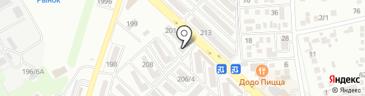 Добрый мясник на карте Михайловска