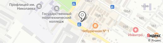 ЗдравСити на карте Михайловска