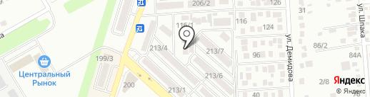 ProDвижение на карте Михайловска