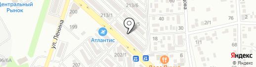 Чистомания на карте Михайловска