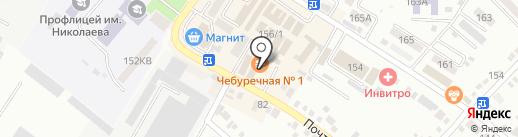 Персона на карте Михайловска