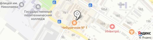 Обувай-ка на карте Михайловска