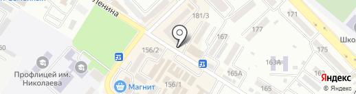 Билайн на карте Михайловска