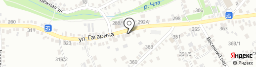 Мятный карась на карте Михайловска