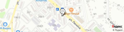 Balt gaz на карте Михайловска
