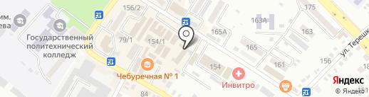 ПауэрКул на карте Михайловска