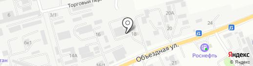Мастер-А на карте Ставрополя