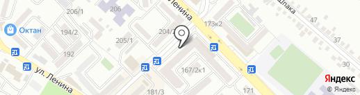 Friends на карте Михайловска