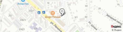 Подсолнух на карте Михайловска