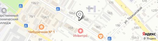 Эмбарго на карте Михайловска