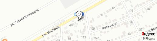 Страховой агент на карте Михайловска