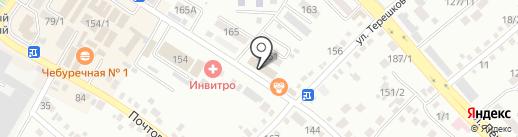 Компания на карте Михайловска