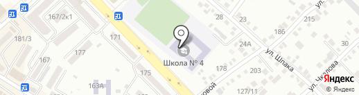 Кёкусин-кан каратэ на карте Михайловска