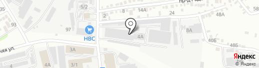 ТеплоПрофи на карте Ставрополя