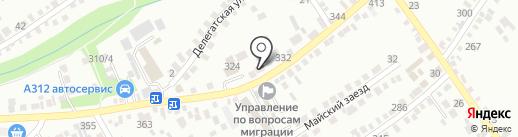 Style S на карте Михайловска