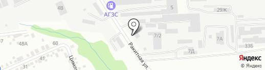 Арсенал Стиль на карте Ставрополя