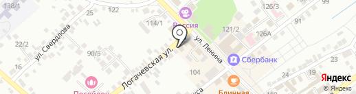 Бухгалтерская фирма на карте Михайловска