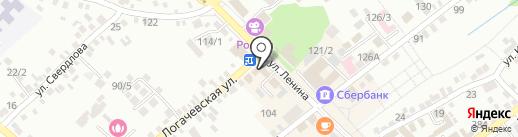 Принт Мастер на карте Михайловска