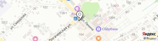 Многопрофильная компания на карте Михайловска