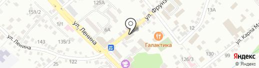 Центр Занятости Населения, ГКУ на карте Михайловска