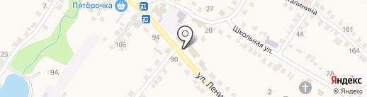 Пелагиадская сельская библиотека на карте Пелагиады