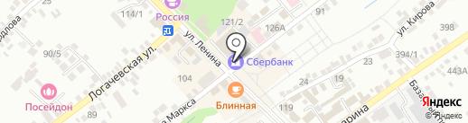 ДАРИ-ПОСТУПОК на карте Михайловска