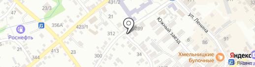 Российский сельскохозяйственный центр, ФГБУ на карте Михайловска