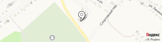 Автомойка на карте Пелагиады