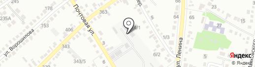 Ставрополькоммунэлектро, ГУП на карте Михайловска