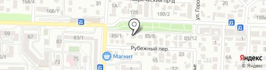 Floria на карте Ставрополя