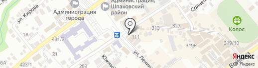 Магазин мультимедийной продукции на карте Михайловска