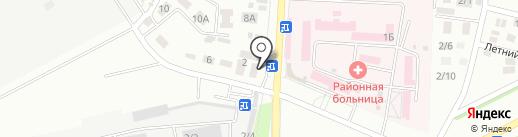 Avon на карте Михайловска