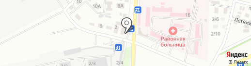 Табачный магазин на карте Михайловска