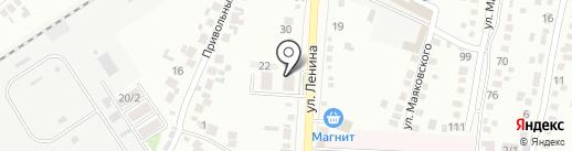 Экострой на карте Михайловска