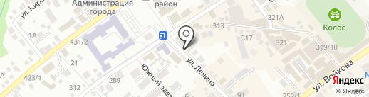 Fitness mania на карте Михайловска