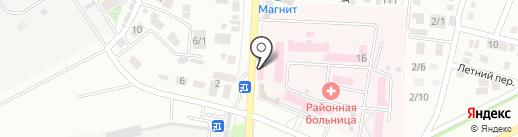 Аптечная сеть на карте Михайловска