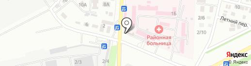 ОптиКласс на карте Михайловска