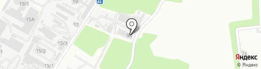 Интернет Сервис на карте Ставрополя